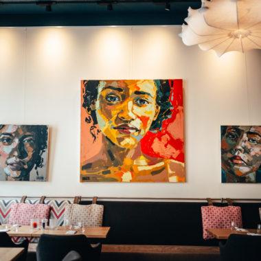 Südafrikanische Kunst