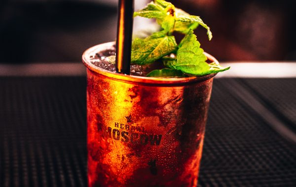 Moscow Mule in der OlleUse